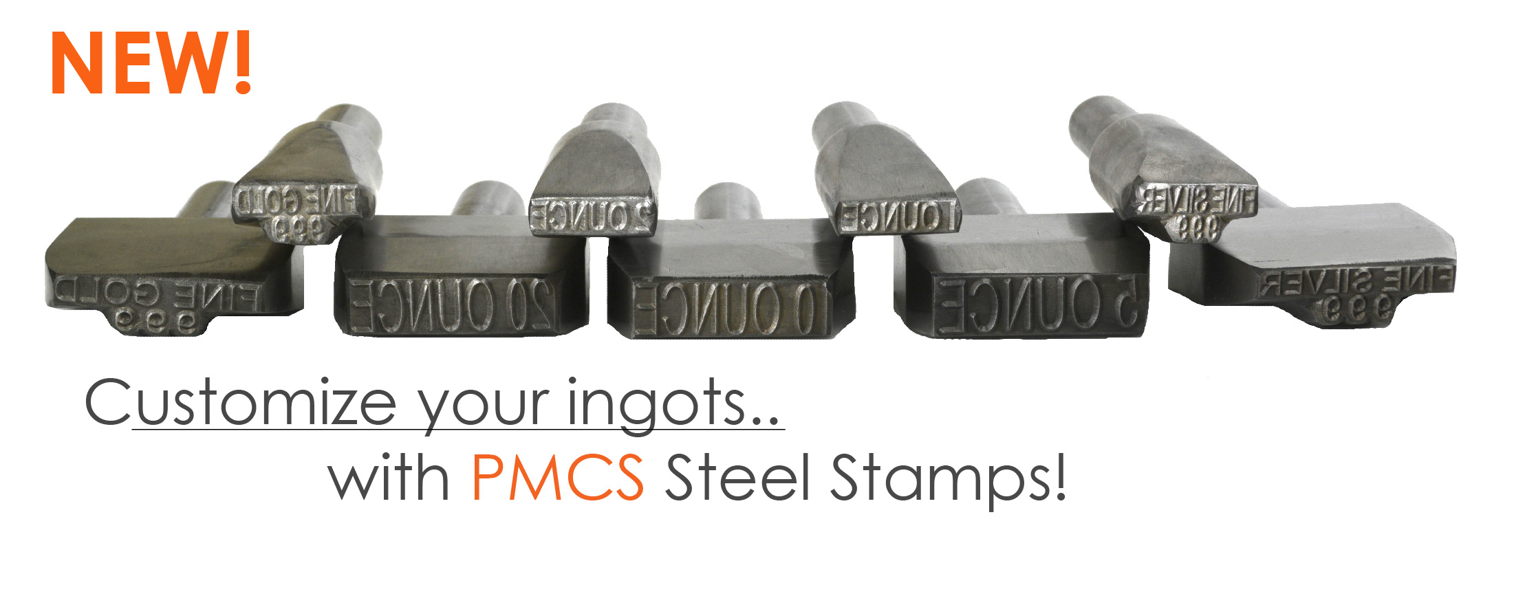 Custom Steel Stamps
