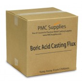 Boric Acid Casting Flux For Melting Gold Silver Copper