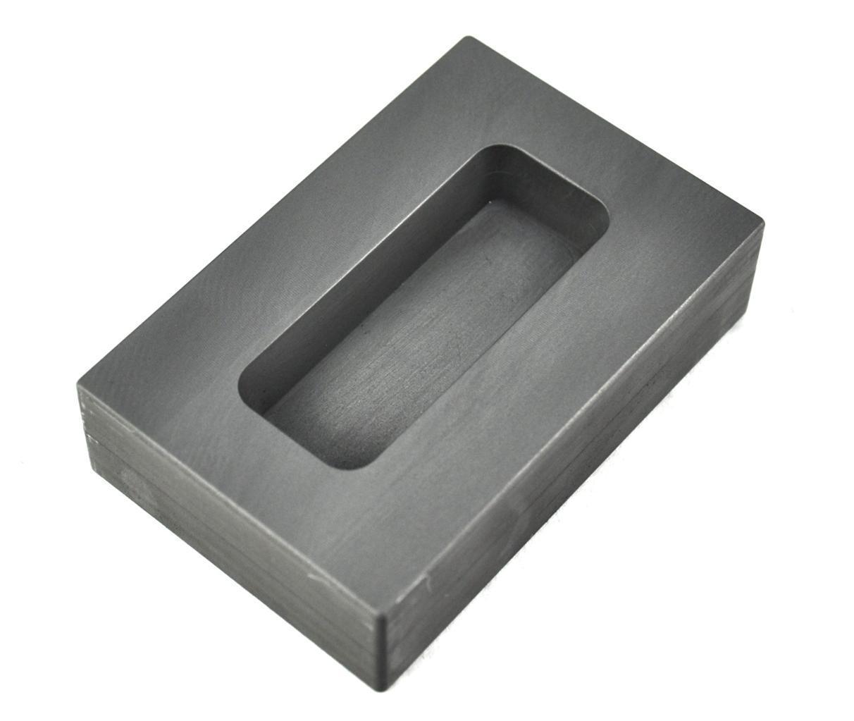 10 Oz Troy Ounce Silver Kit Kat Graphite Ingot Mold